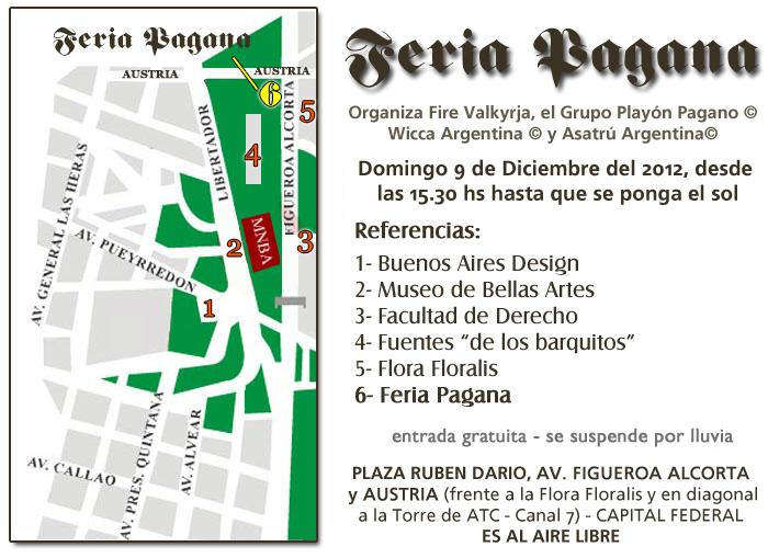Feria Pagana De Fire Valkyrja En Buenos Aires